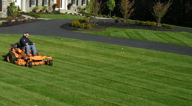 Residential Lawn Care Guelph